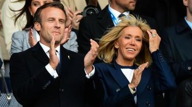 Emmanuel Macron est un passionné de football.